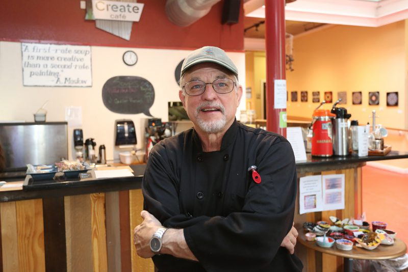 Create Cafe in Manitou Springs   The Art of Chef Lyn Harwell