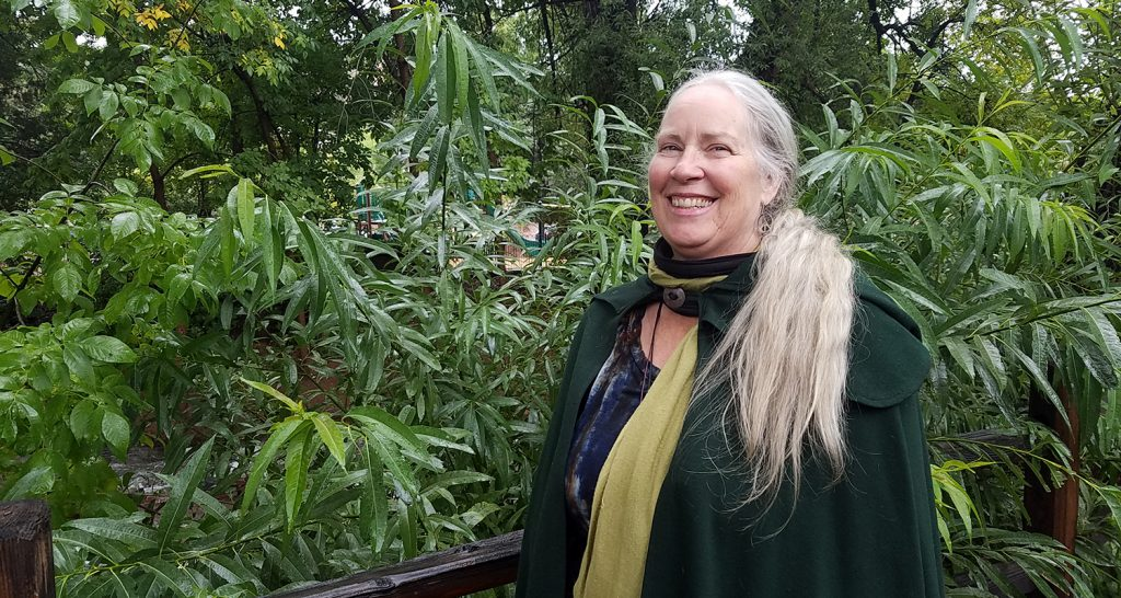 Becky Elder   Writer, Permaculture Educator in Manitou Springs, CO