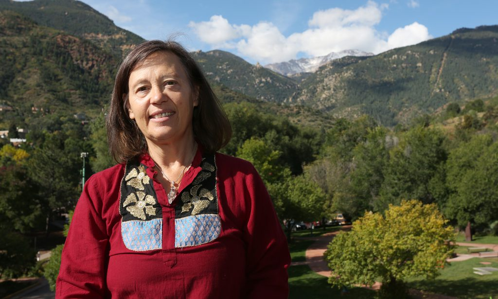 Kat Tudor | SunWater Spa, SunMountain Center, Smokebrush in Manitou Springs