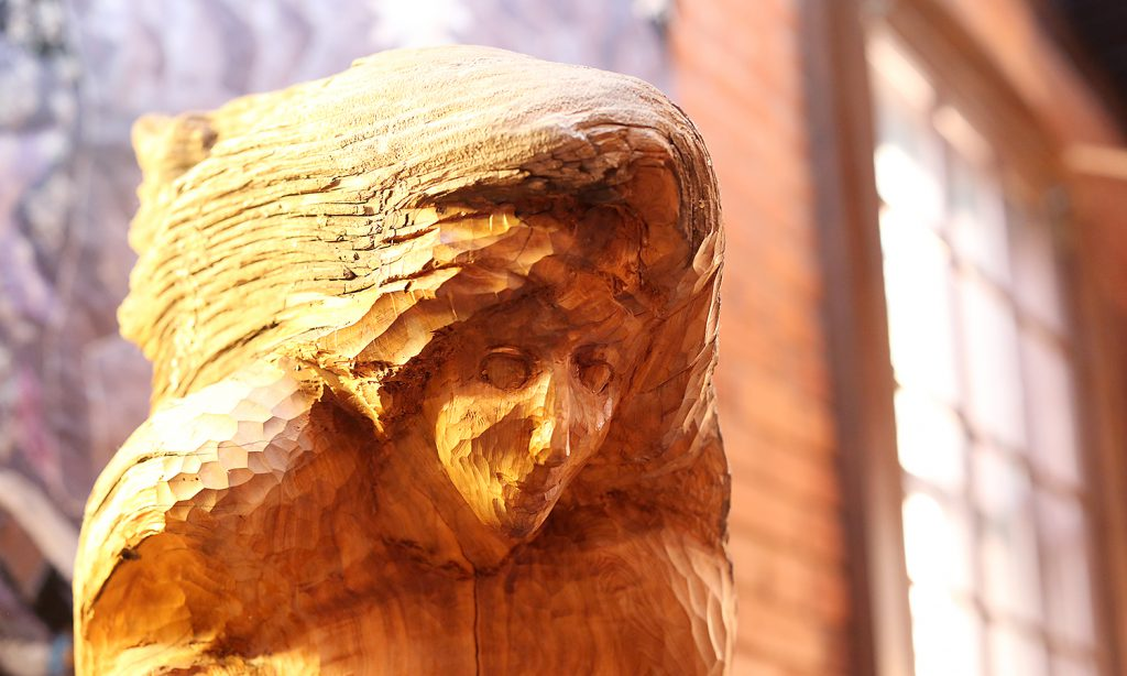 Sophie Cowman | Quilt Maker and Wood Carver in Manitou Springs