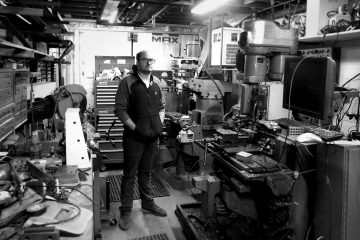 Kyle Frerichs | Engineer, Craftsman | Manitou Springs