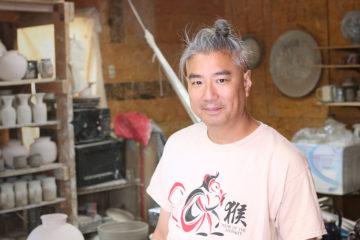 Mark Wong, Potter | Humanitou Yoga + Creativity Blog