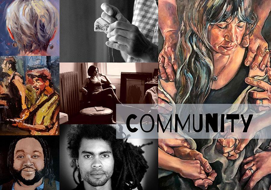 "Humanitou | Kreuser Gallery 'Community"" Exhibit"